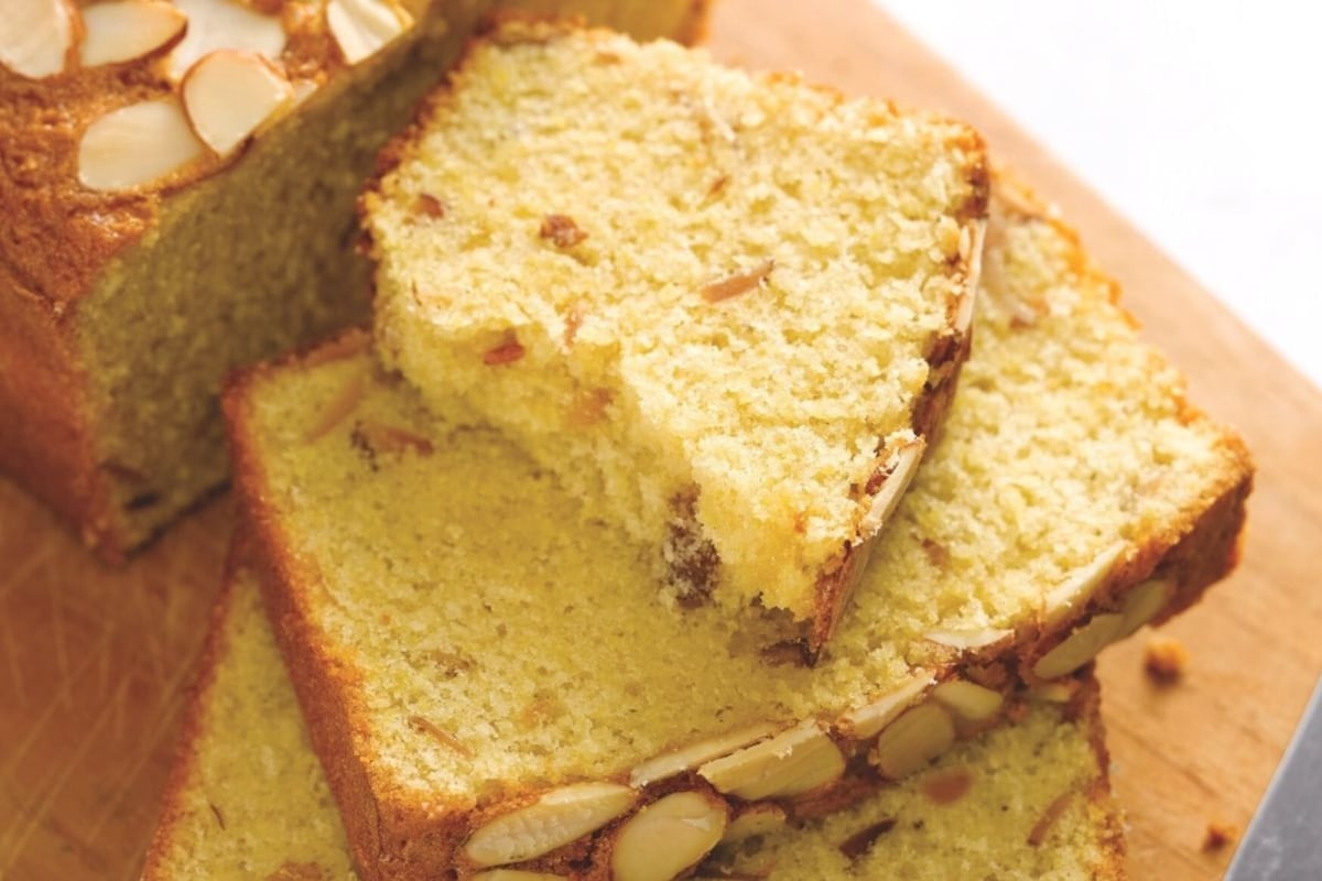 Image of Rustic Almond Breakfast Cake