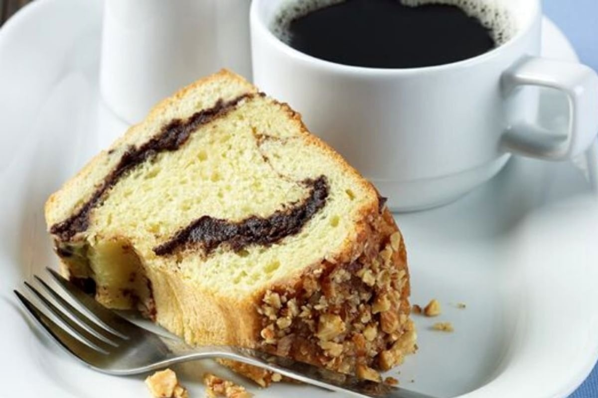 Image of Chocolate Almond Coffee Cake