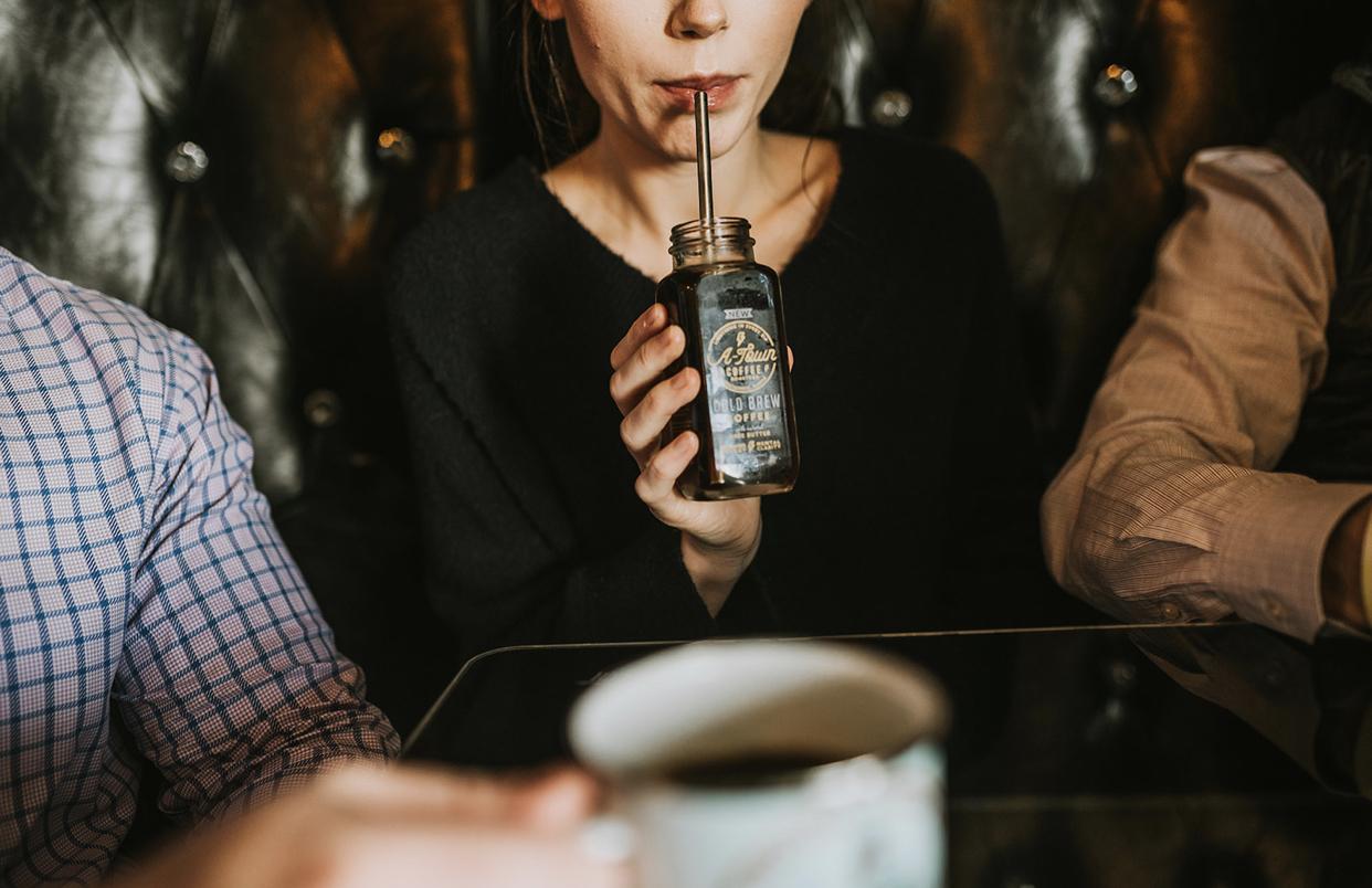 Image ofCold Brew Keto Coffee
