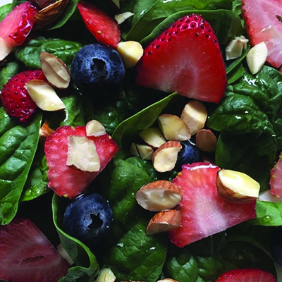 Image ofReader Recipes: Grace's Strawberry Spinach Salad