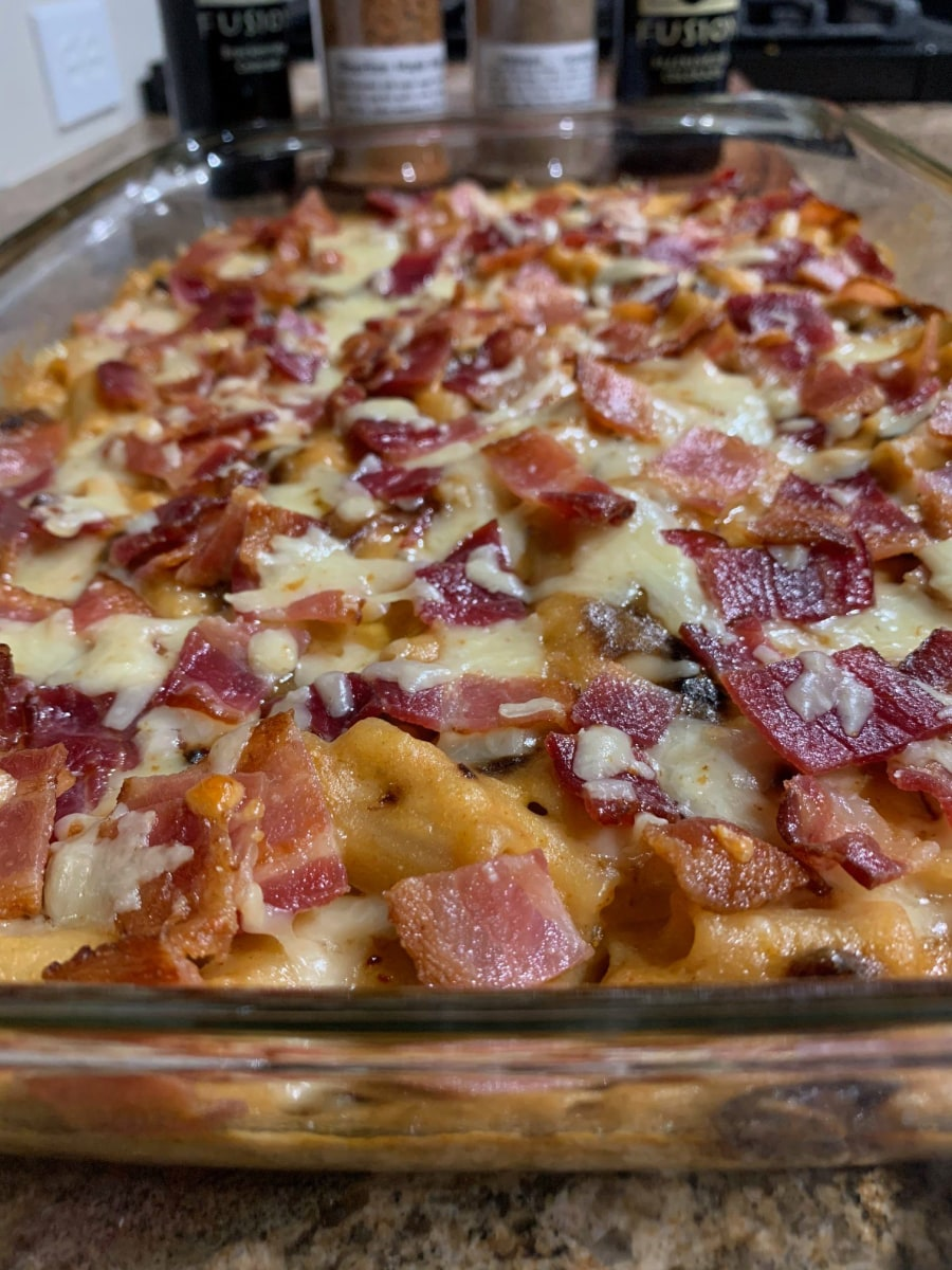 Image ofBacon Cheddar Mac and Cheese