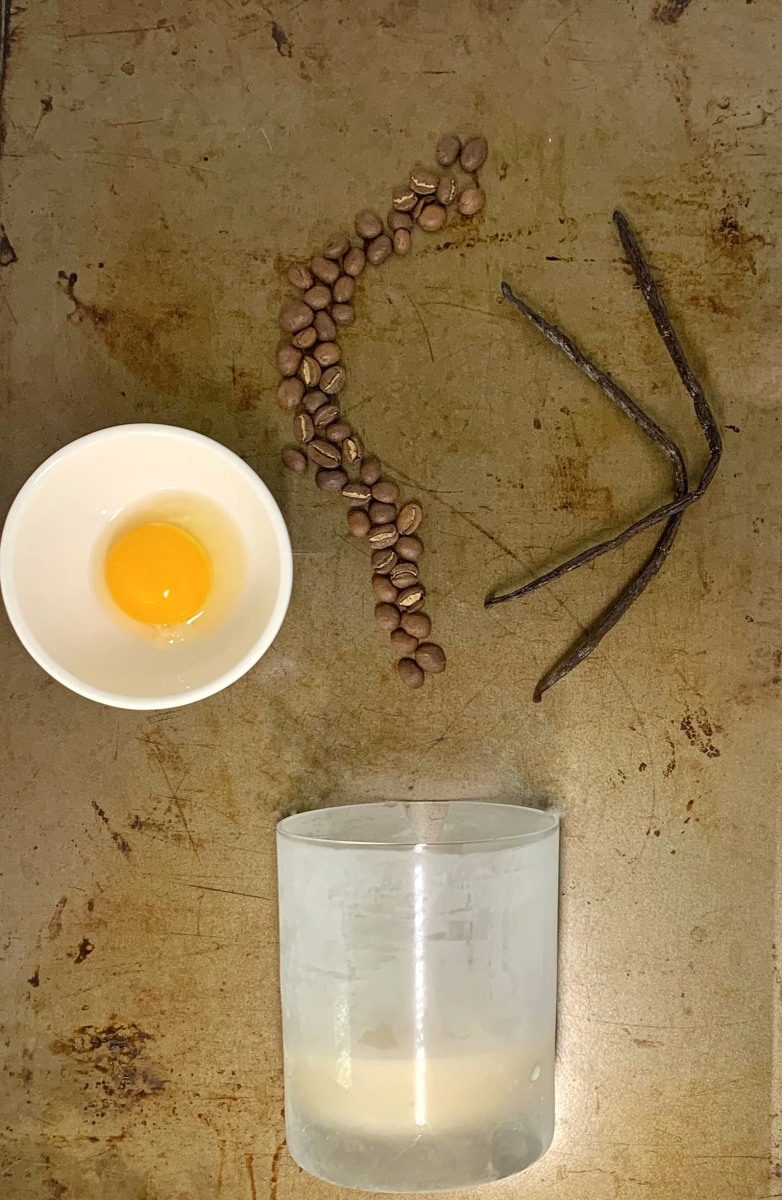 Image ofRich Vanilla Custard Iced Keto Coffee