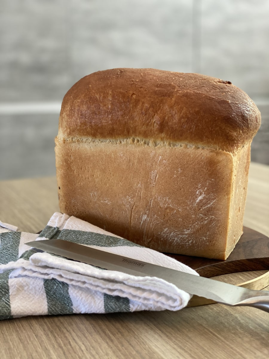Image ofHomemade Sandwich Bread