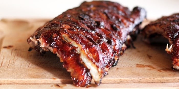 Image ofSt. Louis Style Ribs