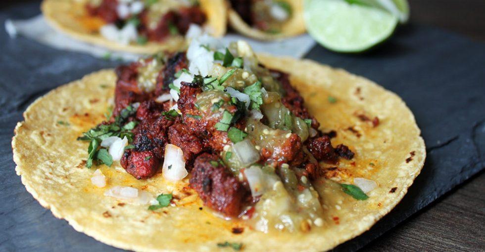 Image ofPork Tacos Al Pastor
