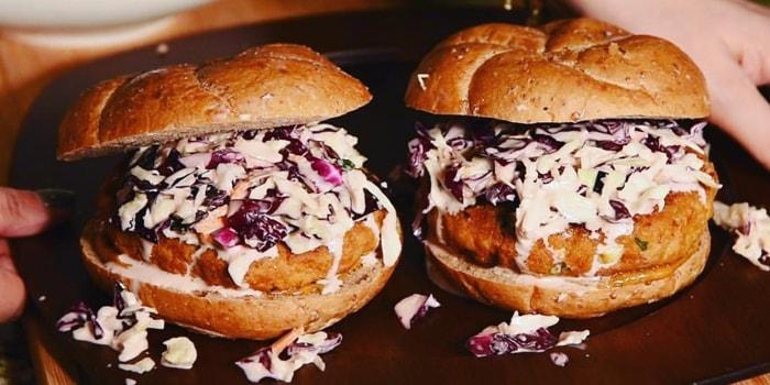 Image ofAsian BBQ Turkey Burger