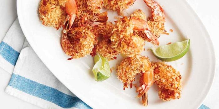 Image ofCoconut Crusted Shrimp