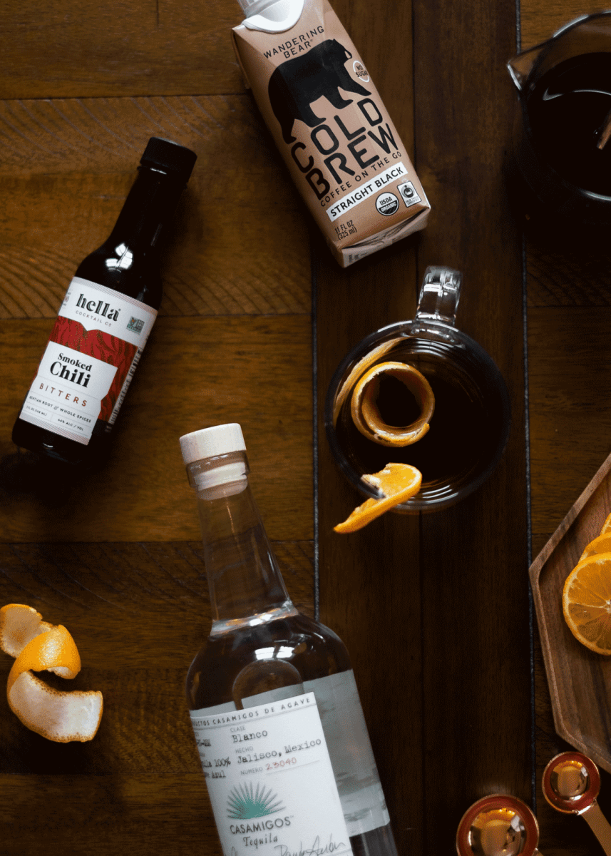 Image ofTequila Cold Fashioned
