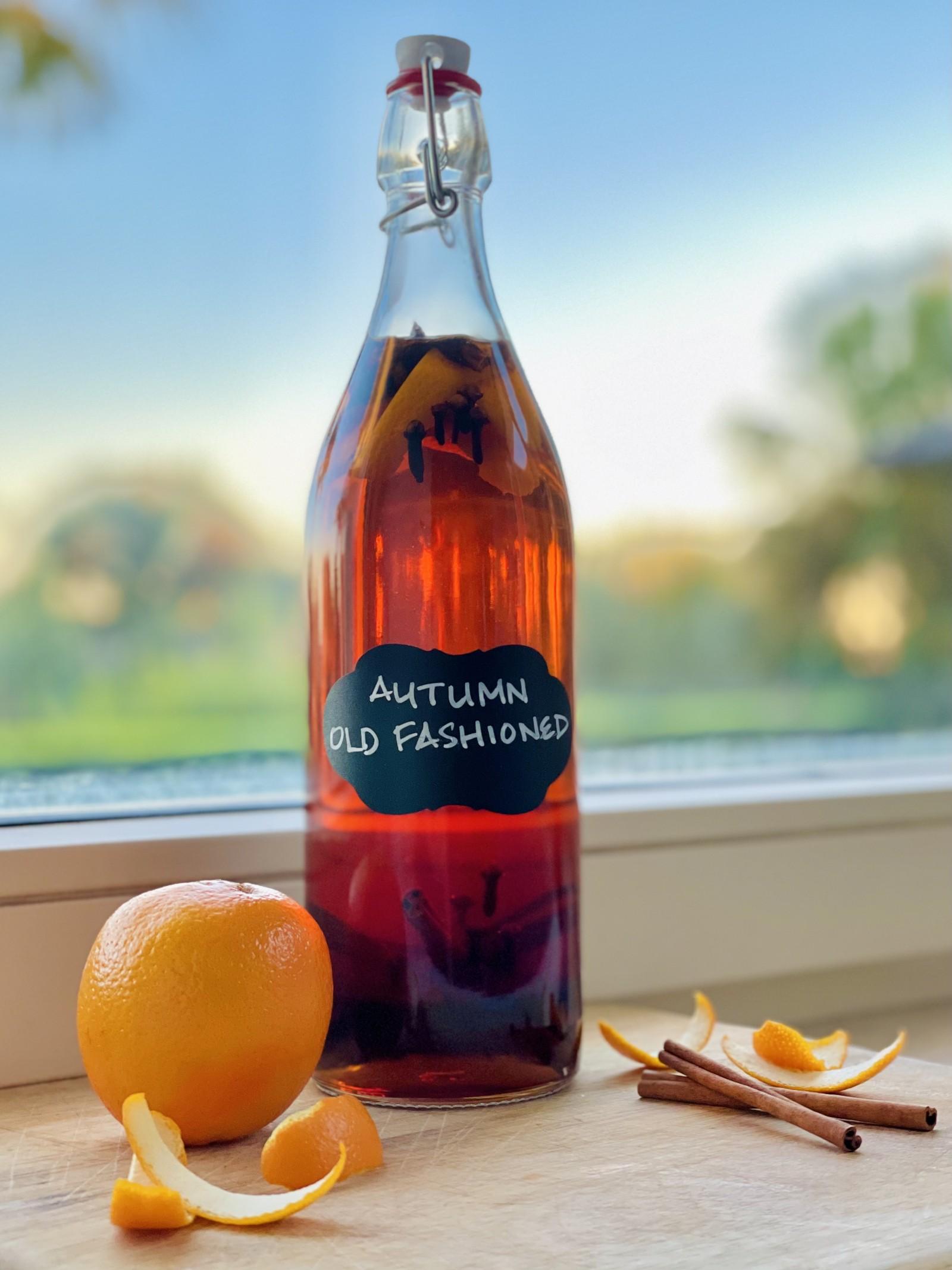 Image ofAutumn Old Fashioned