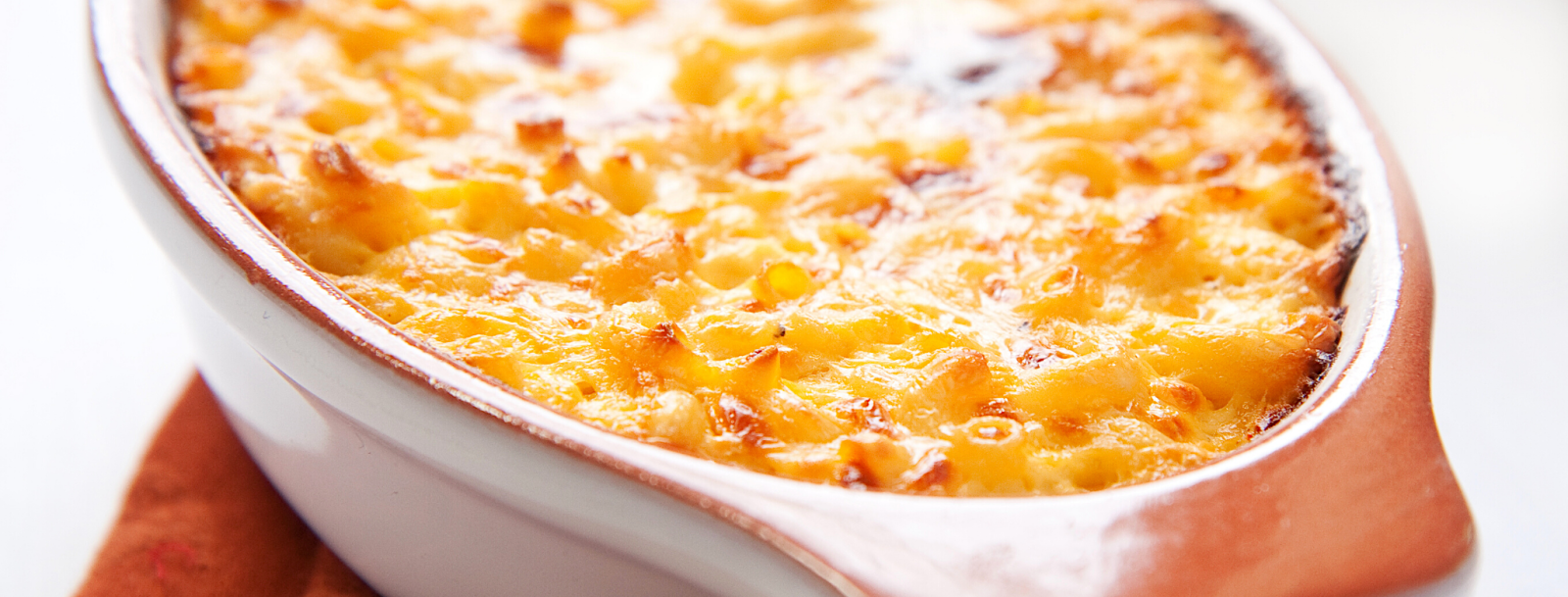 Image ofA Healthier Spin on Mac and Cheese