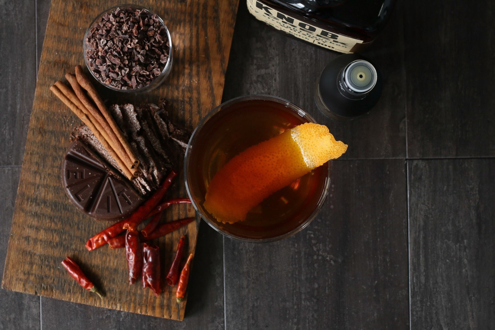 Image ofMexican Chocolate Manhattan
