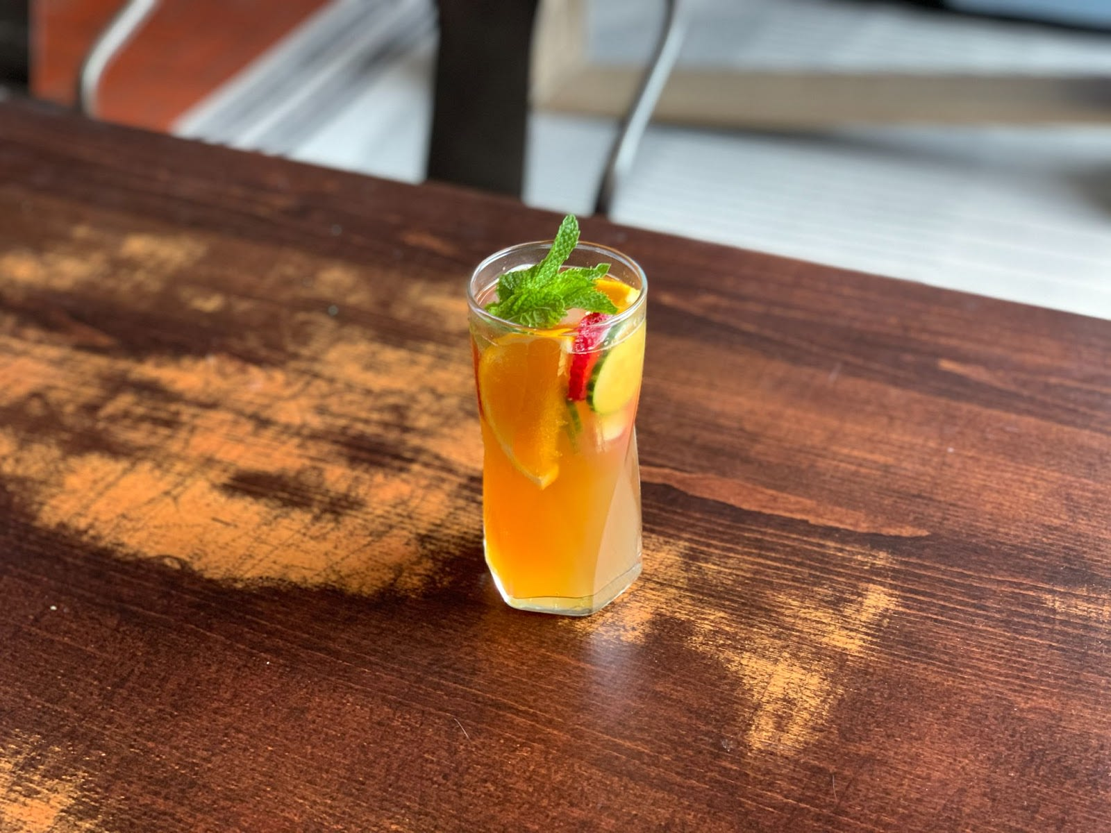 Image ofClassic Pimm's Cup