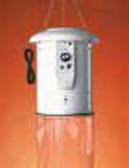 温室 チャッピー オプション 丸型電気温風機 2坪用 単相 SF-2005A-S