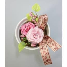 特別SALE プリザーブドフラワー スフレカップ sakura
