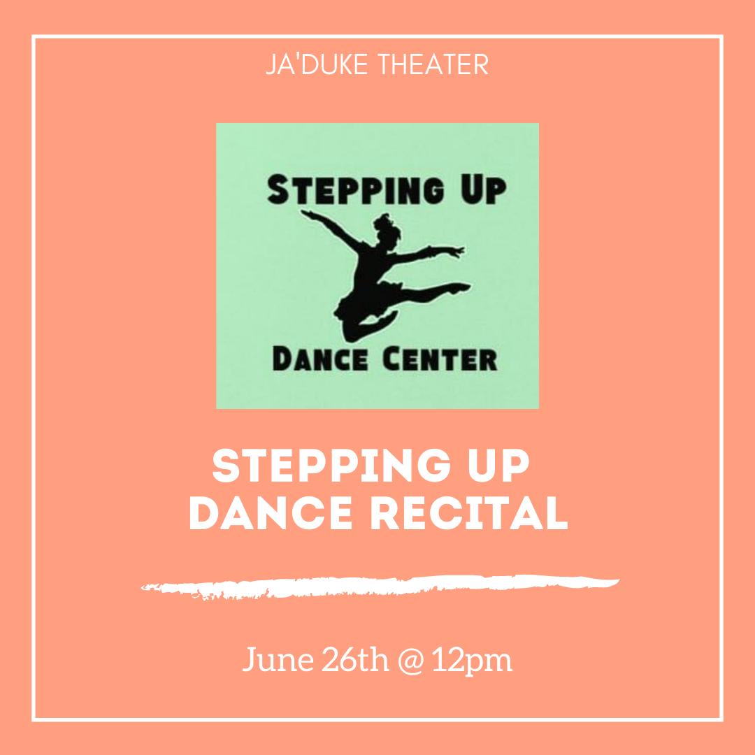 Stepping Up Dance Center