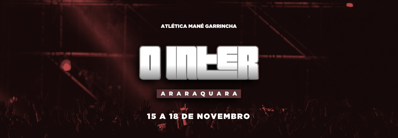 O Inter Araraquara 2018 - Delegação Araraquara