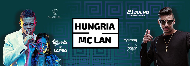 Hungria e Mc Lan