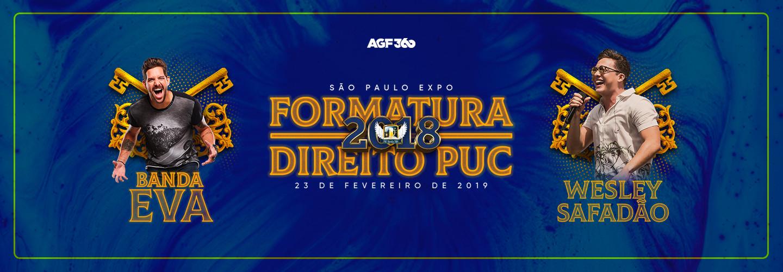 Baile de Formatura PUC Direito 2018