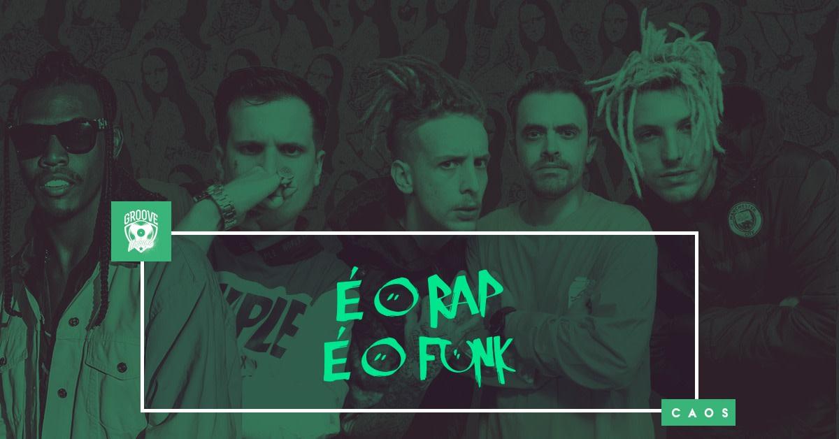 5c21a8d8d28ed É o Rap é o Funk  MC Kekel e Haikaiss - Byma