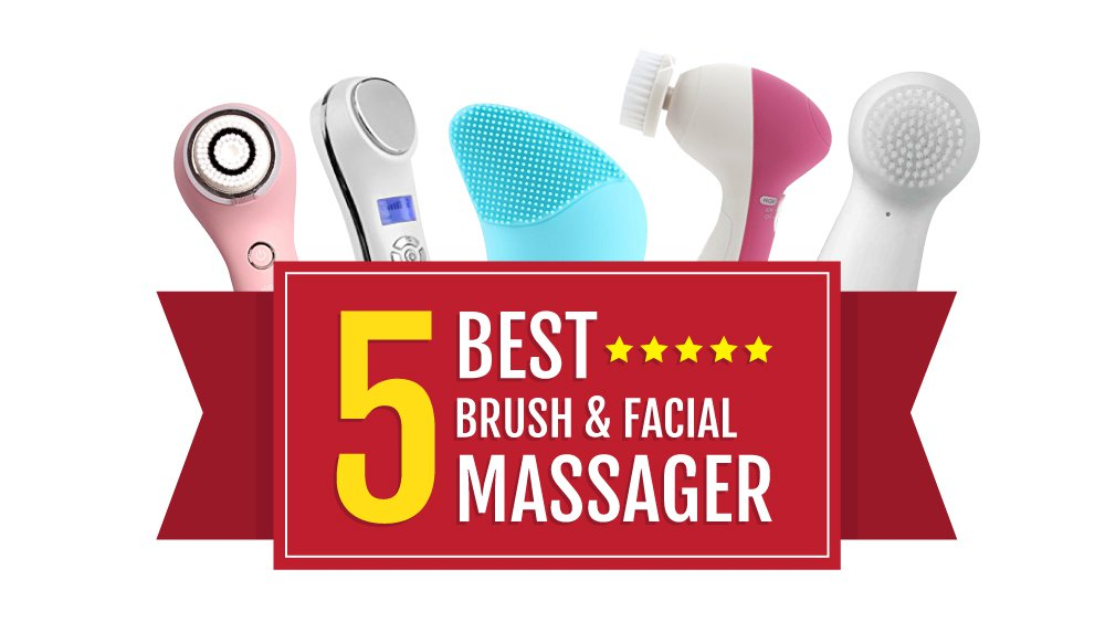 5 Best Brush and Facial Massager