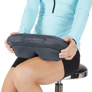cordless shiatsu massager for legs