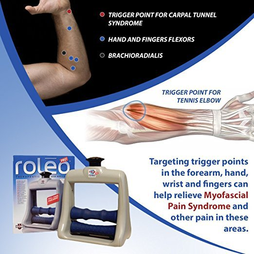 Roleo Arm Massager