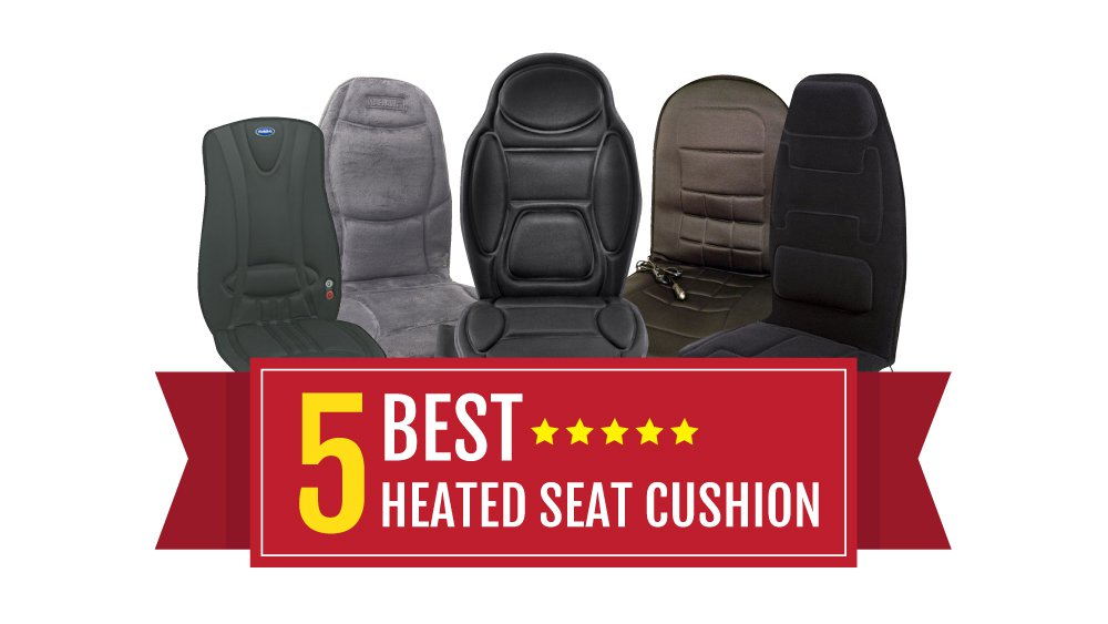 5 best heated cushion seat