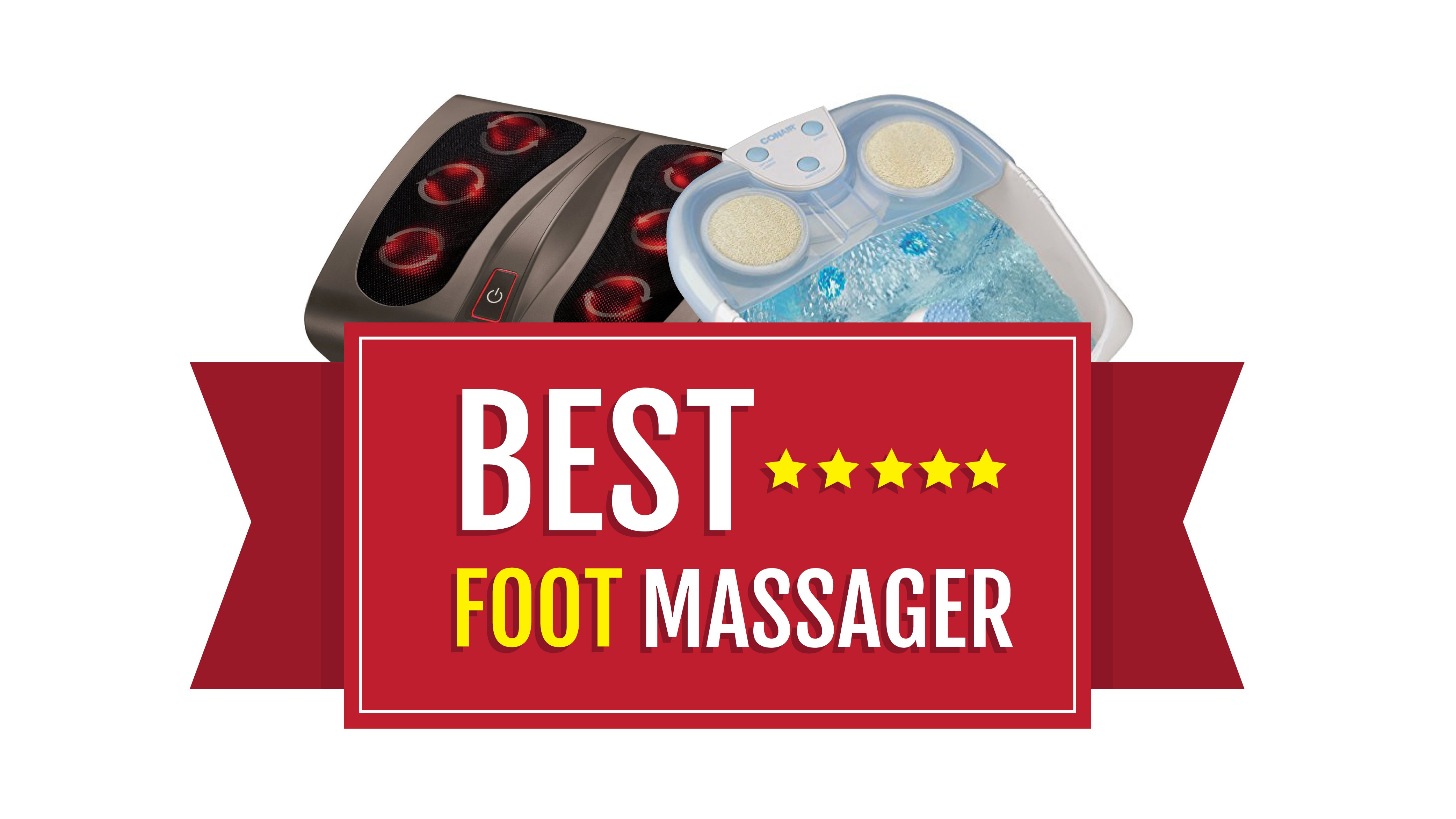 Best feet massage devices