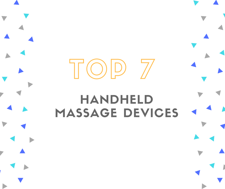 best handheld massage devices
