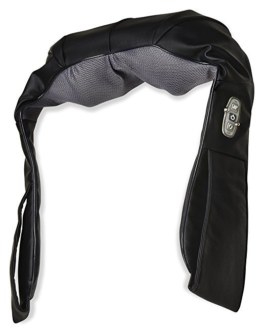 The Heated Shiatsu Massager Belt by LIBA