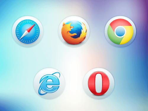 Jaké prohlížeče se vyplatí podporovat
