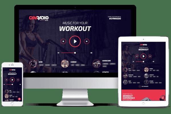 Gym Radio -