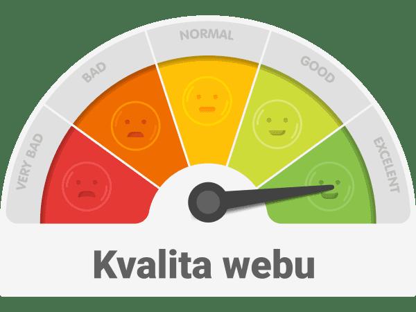 Vlastnosti kvalitních webových stránek a jak je ověřit