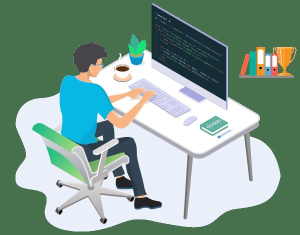 Frontend starter - vývojářské prostředí vgruntu