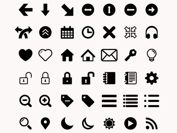 Komponenta ikonky