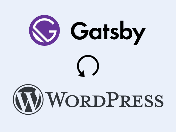 Z GatsbyJS zpět na PHP a Wordpress