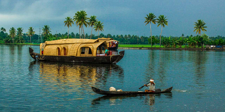 Kuttanad - One Of The Beautiful Place In The World
