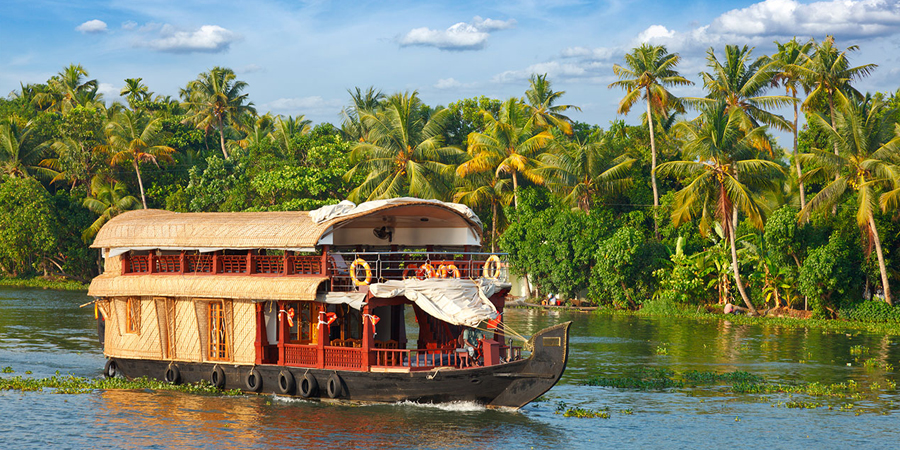 Kollam - Home Of Ashtamudi Backwaters