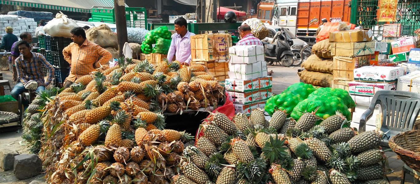 Shop At Local Markets