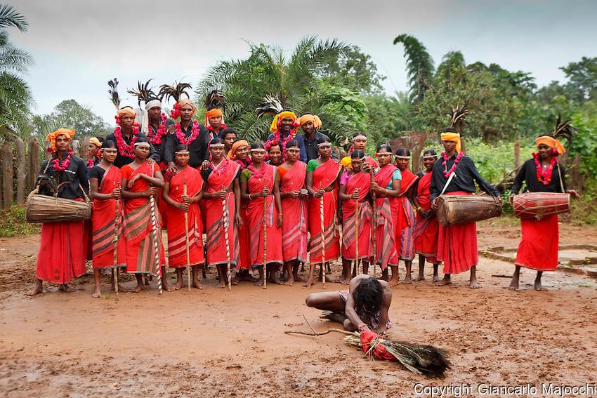 Ditong Dance in Ghotul