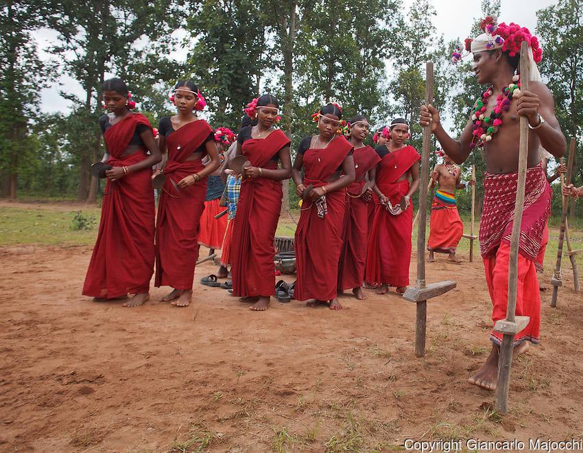 Ditong Dance or Gedi Dance