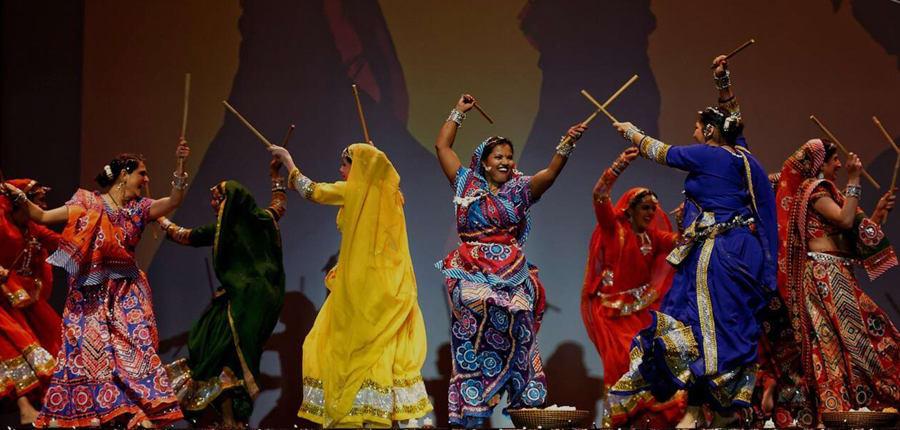 Navratri Festival Gujrat