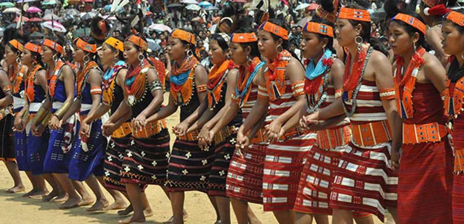 Aoleang Monyu Festival