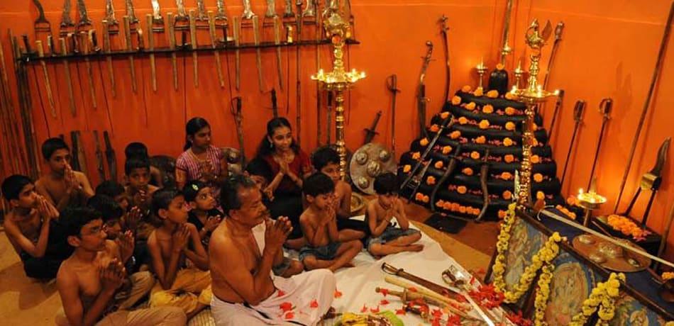 Ayudh Puja