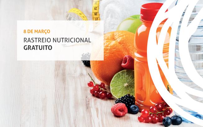 Rastreio Nutricional Gratuito image