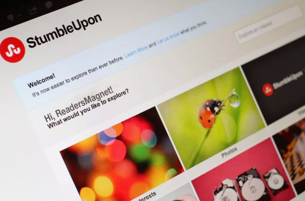 Find Out the Ways On How StumbleUpon Can Add Traffic Towards Your Author Success