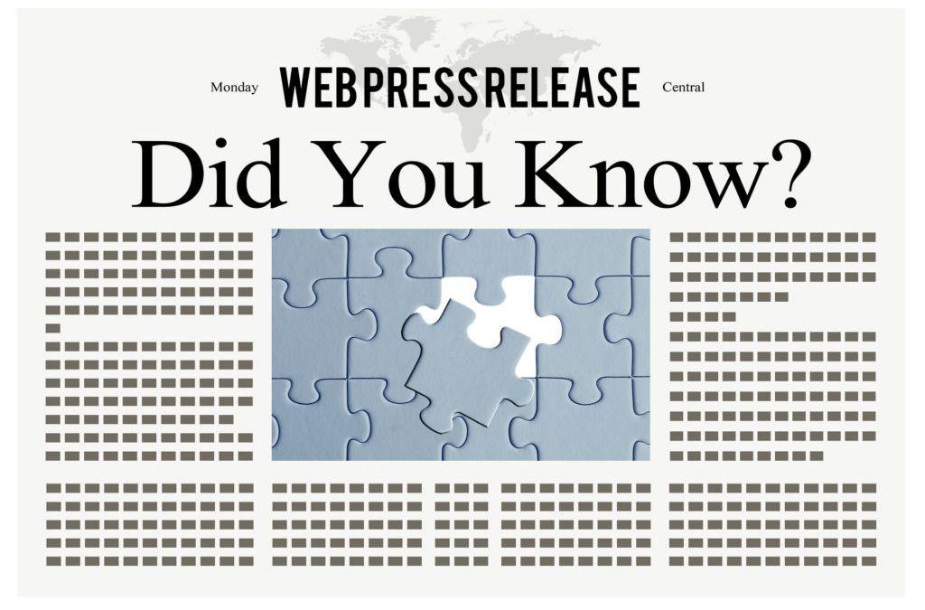 Web Press Release: The Best Online Exposure