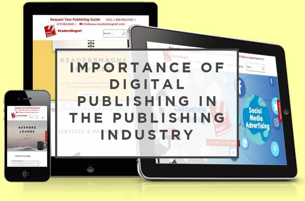 Importance of Digital Publishing in the Publishing Industry
