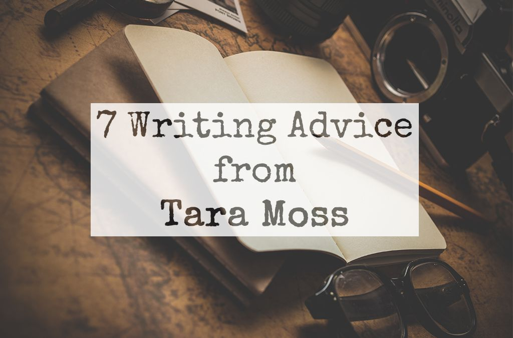 7 Writing Advice from Tara Moss