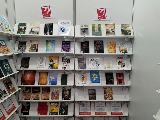 ReadersMagnet Leaves Mark on World's Largest Spanish-Language Book Fair